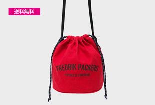 #10 DUCK CANDY SHOULDER キャンバス地の巾着ミニショルダーバッグ