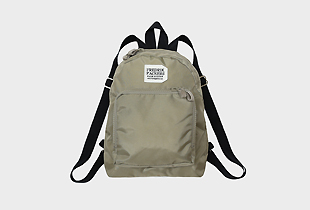 420D DAILY RUCK SACK ビスロンファスナーが特徴のリュック