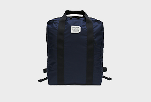 70D CROP PACK 荷物の出し入れが容易なナイロン製通勤バッグ