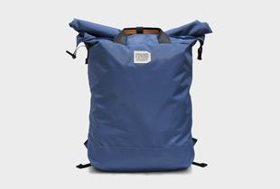 BAKER PACK 巾着仕様の開口部が便利なバックパック