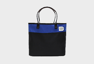 ESSENTIAL TOTE 2TONE  バイカラーのトートバッグ