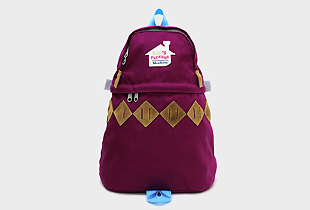ARGYLE BACK PACK