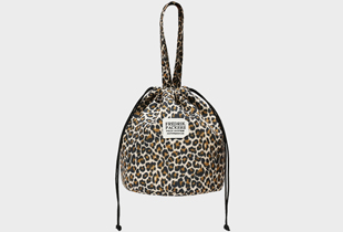 CANDY TOTE LEOPARD