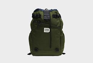 STROLL BACK PACK 大きな荷物を入れての移動に最適なバッグ